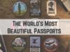 世界のおしゃれで、かっこいいデザインのパスポート13選を集めたよ!